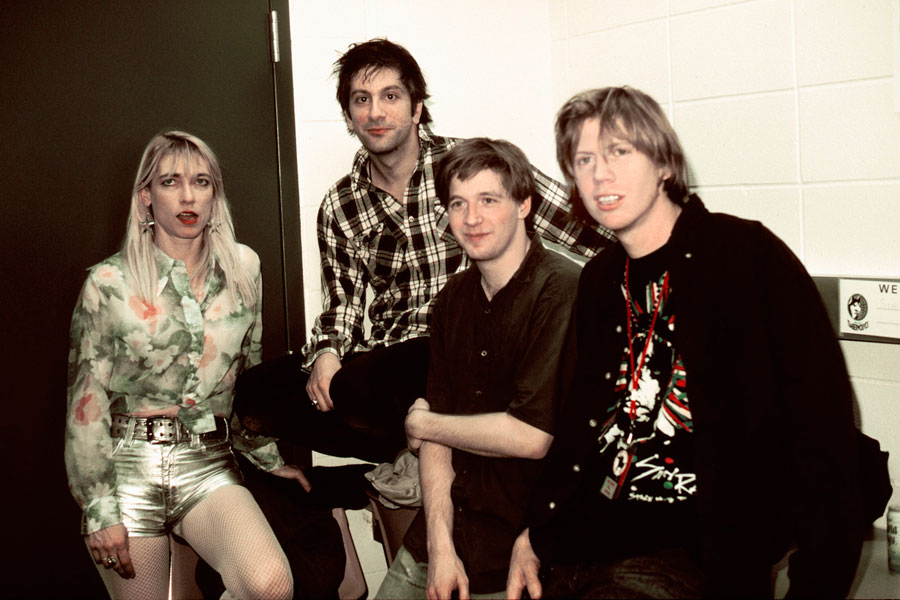 Sonic Youth - Junkie's Promise